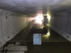 H28弓沢川右岸4号幹線改修工事
